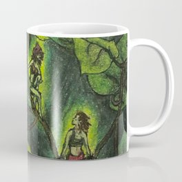 Fairies in Ivy Coffee Mug