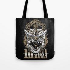 Rakshasa demon Tote Bag