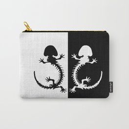 Salamander Skeleton Carry-All Pouch