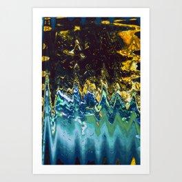 One Thousand Rainy Nights Art Print