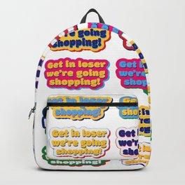 Get in loser 1 Backpack