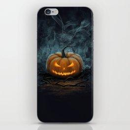 Halloween Pumpkin iPhone Skin
