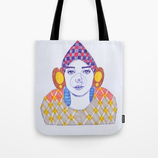 Music Within Tote Bag