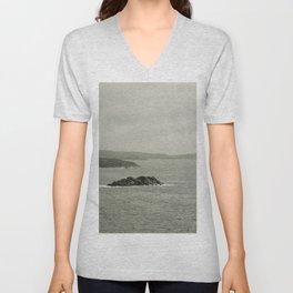 Rugged Coast Unisex V-Neck