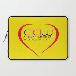AAW101 Yellow Laptop Sleeve