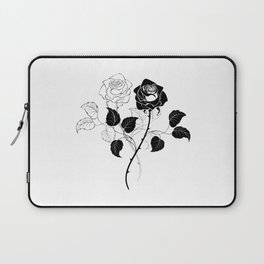 Two Roses Laptop Sleeve