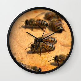 a Zonzo... Wall Clock