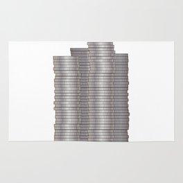 Pieces of Silver Rug