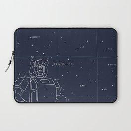 Bumblee Star Chart Laptop Sleeve