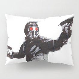 Star-Lord (Peter Quill) Guardians Graffiti Pop Urban Street Art Pillow Sham