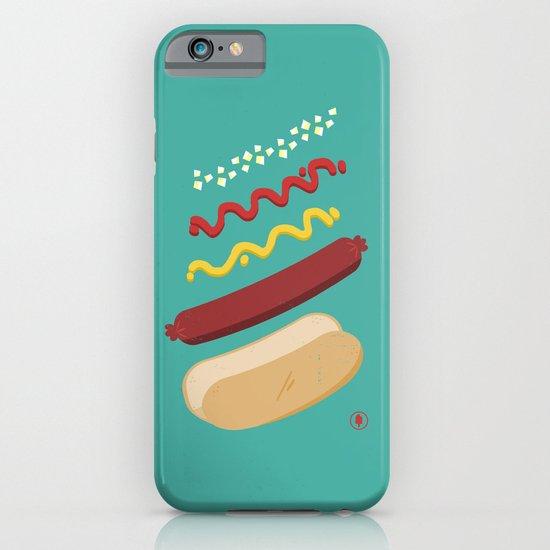 HUT DUG iPhone & iPod Case