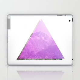 go gently Laptop & iPad Skin