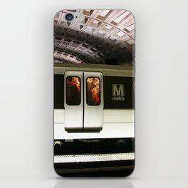 Washington DC Metro iPhone Skin