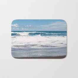 Rocking ocean Bath Mat
