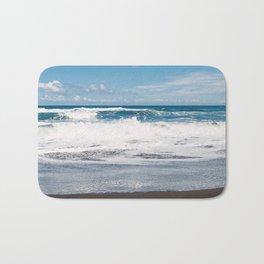 Rocking ocean Bath Mat