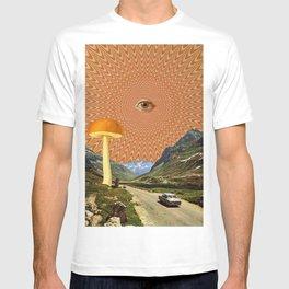 Mushroom day T-shirt