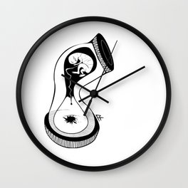 Life cloc Wall Clock