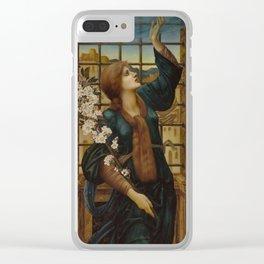 Edward Burne-Jones - Hope Clear iPhone Case