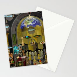 The Prince of Darkness Stationery Cards