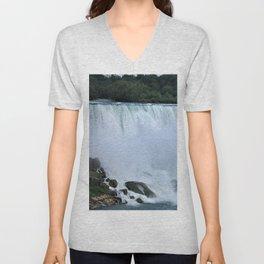Niagara Falls Unisex V-Neck
