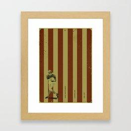 Sunderland - Montgomery Framed Art Print