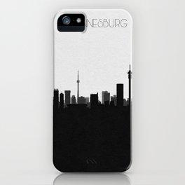 City Skylines: Johannesburg iPhone Case