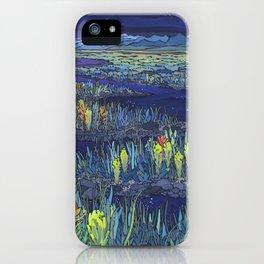 Night River iPhone Case