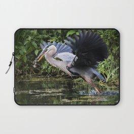 Heron Take-off Laptop Sleeve