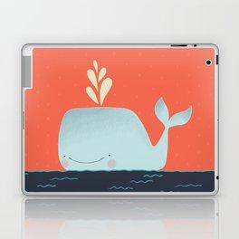 Whale Hello Laptop & iPad Skin