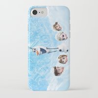 olaf iPhone & iPod Cases featuring FROZEN OLAF  by BESTIPHONE5CASESHOP