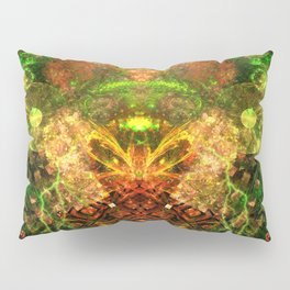 Extraterrestrial Palace 4 Pillow Sham