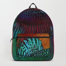 Betta Art Backpack