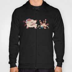 Cronenberg Rick and Morty Hoody