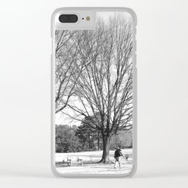 Photographer Photo Clear iPhone Case