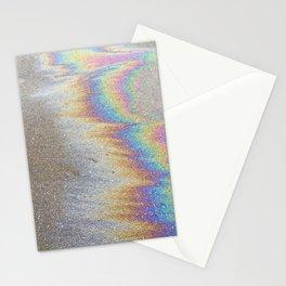Oil Slick Stationery Cards