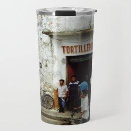 Tortilleria Rosario Travel Mug