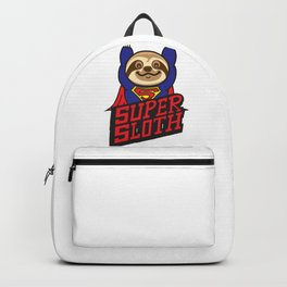 Super Sloth Backpack