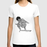 70s T-shirts featuring 70s surfer by terezamc.