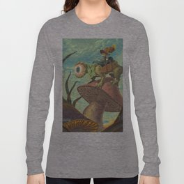 """The Search, 13""""x24"""" Long Sleeve T-shirt"""