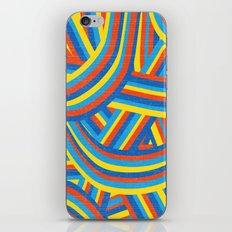 Happy Roads iPhone & iPod Skin