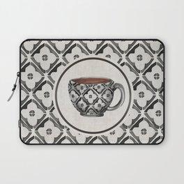 Moroccan Boho Pattern Coffee Mug Laptop Sleeve