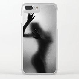 bodymusic Clear iPhone Case