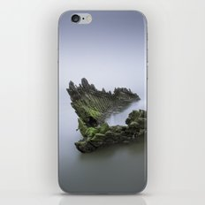 Ship Wreck iPhone Skin