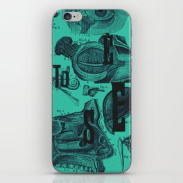 to see... iPhone Skin