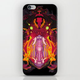 Hellmouth iPhone Skin