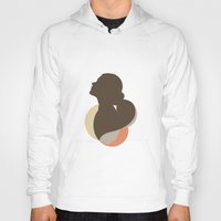 silhouette Hoodies featuring Silhouette by carolam