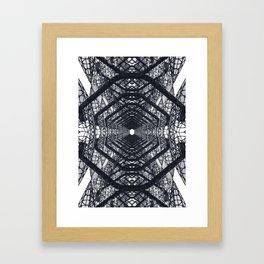 Russian Symmetry Framed Art Print