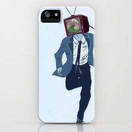 Static- Vortex iPhone Case