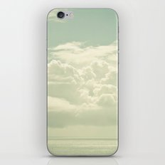 As the Clouds Gathered iPhone & iPod Skin