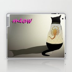 drive movie cat Laptop & iPad Skin